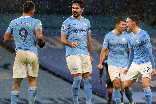 Arsenal vs Man City - Mikel Arteta Puji Kualitas Ilkay Gundogan