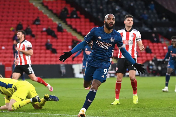 Arsenal Menang Lawan Tim Juri Kunci Sheffield United, Awal Kebangkitan Arsenal