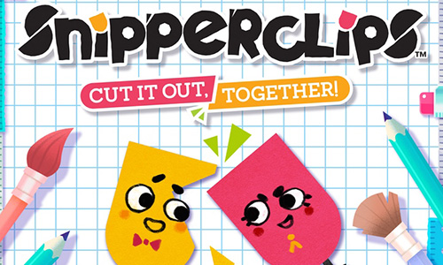 • Snipperclips